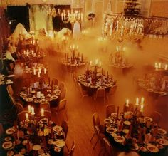 Horror Party - love this! (for a venue that allows fog machines ha!)