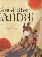 """""""Mahatma Gandhi's grandson tells the story of how his grandfather taught him to turn darkness into light in this uniquely personal and vibrantly illustrated tale that carries a message of peace.""""--Amazon.com"""