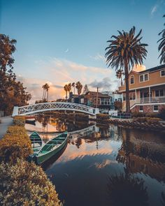 Venice Canals Historic District by Jesse Sandoval by CaliforniaFeelings.com california cali LA CA SF SanDiego