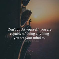"""7,783 kedvelés, 39 hozzászólás – ⠀⠀⠀⠀⠀⠀⠀⠀⠀Mindset Is Everything (@mindsetofgreatness) Instagram-hozzászólása: """"Believe in yourself and your power to accomplish absolutely anything you want. Via…"""""""