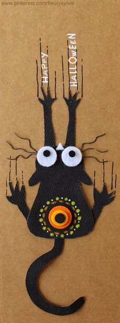 toutpetitrien et www.toutpetitrien et www.ch The post Happy Halloween !toutpetitrien et www.ch appeared first on Halloween Espana. Bricolage Halloween, Fröhliches Halloween, Manualidades Halloween, Adornos Halloween, Halloween Projects, Holidays Halloween, Halloween Decorations, Halloween Kitchen, Felt Crafts
