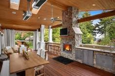 Outdoor Kitchens........perfect