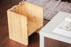Jak zrobić krzesełko dla dziecka? - kukumag- blog wnętrzarski, DIY, minimalizm…