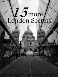 15 more secrets of London that the tourist crowds miss - Adventures of a London Kiwi Secrets Of London, Work Travel, Travel Tips, Travel Uk, Travel England, Business Travel, London Hotels, London Restaurants, Things To Do In London