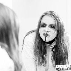 From a zombie photoshoot! You can download 3 of my #creepy songs here: http://www.tyleanpolley.com/free-horror-music/ #halloween #horror #avantgarde