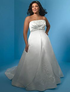 Wedding Dresses For Plus Size | ... wedding gowns that will specially design for plus size ladies check it