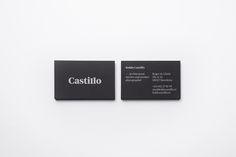 Castillo. Identidad para Koldo Castillo. Fotógrafo especializado en arquitectura, interiorismo y productoFoto: Koldo CastilloAnimación: Peter Cobo