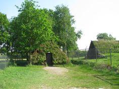 Openluchtmuseum Ellert en Brammert te Schoonoord, Drenthe, Netherlands