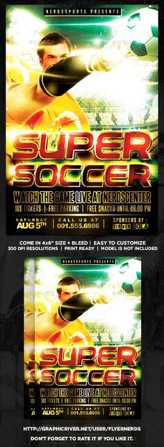 Extreme Sport Flyer  Event Flyers Event Flyer Templates And