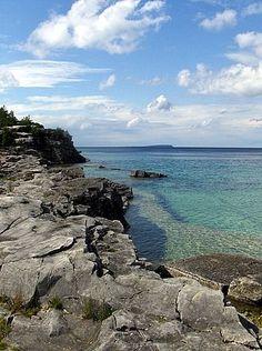 The Bruce Peninsula, Ontario