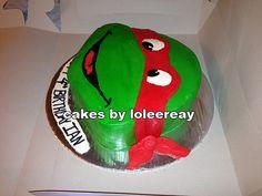 teenage mutant ninja turtles cake - Google Search
