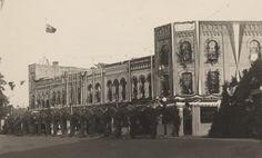 1927 Goderich Centennial Celebration #Goderich #GoderichOn #Vintage Web Images, Celebration, Louvre, Street View, Travel, Vintage, Viajes, Trips, Vintage Comics