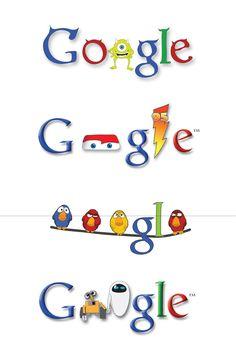Pixar <3 Google