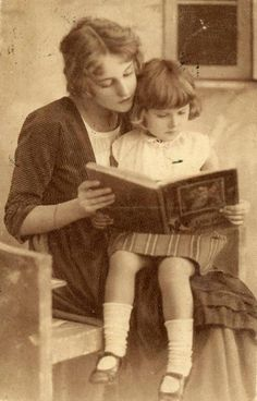 c.1925 ~ Before Mum Left .... what is the Story behind this Photo?