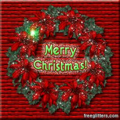 Merry Christmas to all of my famila and friend's.