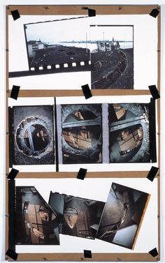 Gordon Matta Clark Collage