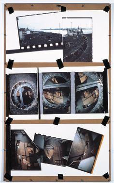 Gordon Matta Clark Collage