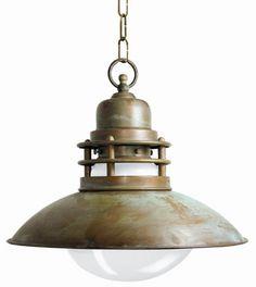מנורה מרשימה לתליה - קמחי תאורה