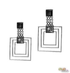 Statement Art Deco- inspired earrings in Sterling Silver complemented with semi-precious stones and a surreal Eye motif. Arabic Calligraphy Design, Art Deco Earrings, Silver Earrings, Class Design, Contemporary Jewellery, Luxury Jewelry, Jewelery, Egypt, Inspiration
