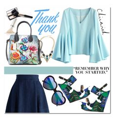 """""""CHIC WISH Contest!♥"""" by av-anul ❤ liked on Polyvore featuring Chicwish, La Mer, Jules Smith, Anuschka, Dsquared2, H&M, chicwish and avanul"""