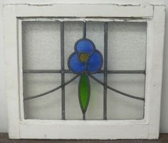 beautiful antique stained glass windows...im obsessed now!