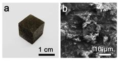 Nanotechnologists from Rice University and China's Tianjin University have used 3-D laser printing to fabricate centimeter-sized objects of atomically thin graphene.