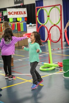 Oodles of Fun with Pool Noodles!