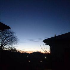 おはよーございます まだまだ暗い朝  #みんなのIT #おはよう #ohayo #群馬県 #高崎市 システムコンサルタント #gunma #takasaki