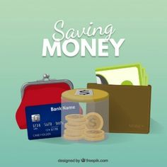 Saving money elements