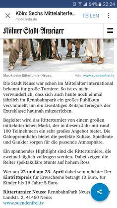 Ritterturnier Neuss
