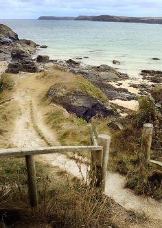 Harlyn Bay Beach, Cornwall