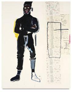 Jean-Michel Basquiat, MP, 1984