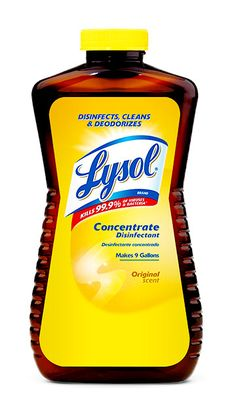The 7 Best Mopping Solutions for Your Home. Click to view list.  Try Lysol Concentrate Disinfectant. http://www.lysol.com/products/search/multi-purpose-pours/