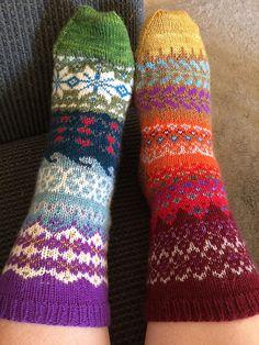 Ravelry: Arendelle Socks pattern by Yavanna Reynolds