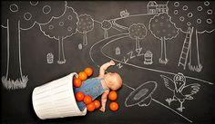 Blackboard Adventures – Une maman créative et son bébé   Ufunk.net