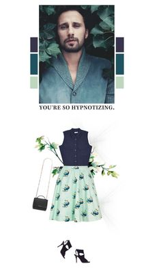 """""""Matthias"""" by fashion-confidential ❤ liked on Polyvore featuring Aquazzura, Equipment, Alice + Olivia and Givenchy"""