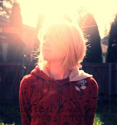 Losing & Gaining by Another Fine Mess Photography, via Flickr self portrait with sun flare