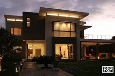cool modern contemporary home..