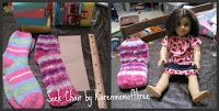 Karen Mom of Three's Craft Blog: KAREN'S DOLL CRAFT TUTORIALS