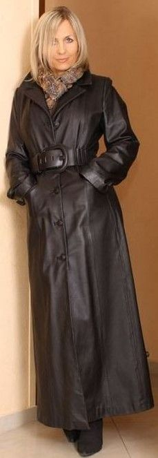 Long Leather Coat, Lady, Fashion Outfits, Shirt Dress, Clothes For Women, Shirts, Coats, Drawing, Dresses