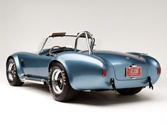 "definemotorsports: "" Shelby Cobra 427 S/C Competition '1965 """