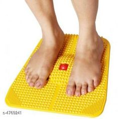 Others  Acupressure Mat Yoga 2000 With Advance Copper Technology For Pain, Stress Relief Massager  Product Name :  Acupressure Mat Yoga 2000 With Advance Copper Technology For Pain Stress Relief Massager Material: Plastic  Size : free size  Package Contains : It Has 1 Pack  Of Stress Relief Massager Country of Origin: India Sizes Available: Free Size   Catalog Rating: ★3.9 (1000)  Catalog Name: Free Mask Yoga Paduka Massager Product Vol 4 CatalogID_694493 C84-SC1281 Code: 581-4769241-