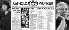 Founded The Catholic Worker Movement. A Woman Transcending Partisan Politics, Creating Great Change in the World. Dorothy Day, Catholic Beliefs, Church News, Paying Ads, Read Later, Christian Faith, Strong Women, Saints, Encouragement