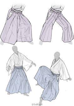 【服装教材】男性和服的解析与学习~超级赞...