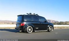 lifted off road honda element Honda Element, Offroad, Image, Boxes, Camping, Cars, Type, Ideas, Campsite