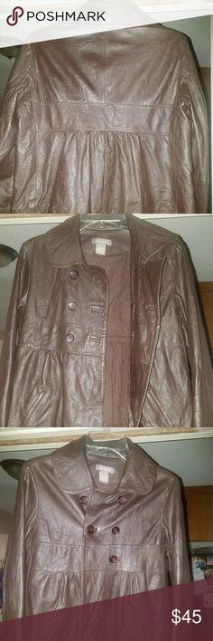 Selling this Kenar swing coat on Poshmark! My username is: itstiani. #shopmycloset #poshmark #fashion #shopping #style #forsale #Kenar #Jackets & Blazers