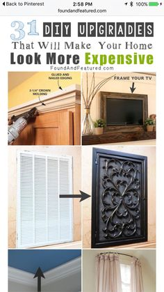31 Cheap & Easy Upgrades That Will Make Your Home Look More Expensive -