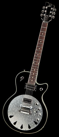 Duesenberg Guitars Rezobro Black