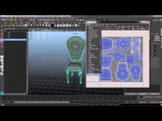 Maya to Photoshop Texturing Workflow