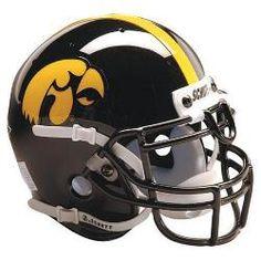 Iowa Hawkeyes NCAA Authentic Full Size Helmet